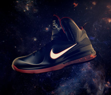Nike Basketball: Lebron 9, Bigger Bang